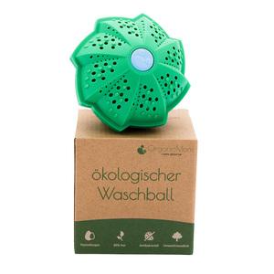 Öko-Waschball / Waschen ohne Waschmittel für die ganze Familie / Waschkugel Antibakteriell/Für Babys, Kinder und Allergiker geeignet/BPA Frei  - OrganicMom
