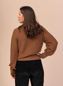 Damen Strickpullover RIYA aus Bio-Baumwolle - Fairtrade & GOTS zertifiziert - MELAWEAR