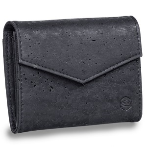 Kompakte Kork Geldbörse mit RFID Schutz Chico - natventure