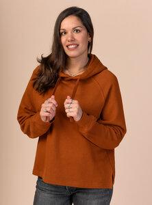 Damen Hoodie DEVI aus Bio-Baumwolle - Fairtrade & GOTS zertifiziert - MELAWEAR