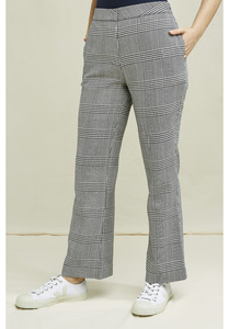 Hose Sienna Checked Trousers  - People Tree