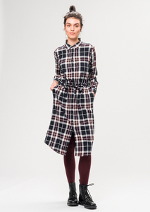 Flanell Dress #CHECKED - recolution