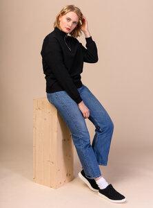 Damen Troyer LEELA aus Bio-Baumwolle - Fairtrade & GOTS zertifiziert - MELAWEAR
