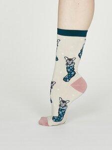 Damen Socken aus Bambus Jena Socks - Thought