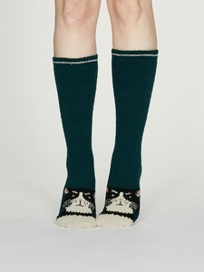 Damen Socken Rebecca Fuzzy Recycled Socks - Thought