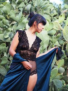 Bodysuit Amara Velvet - Anekdot