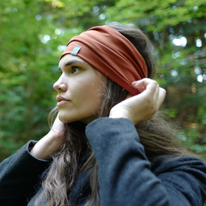 THE HEADBAND / rostrot - LDP Homemade