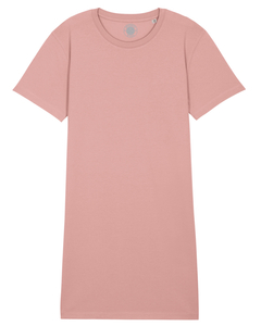 "Damen T-Shirt-Kleid aus Bio-Baumwolle ""Susy"" - University of Soul"