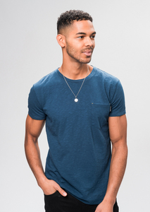 Heavy Casual T-Shirt #POCKET - recolution