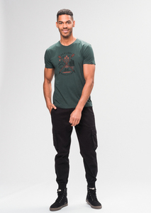 Casual T-Shirt #EXPLORE - recolution
