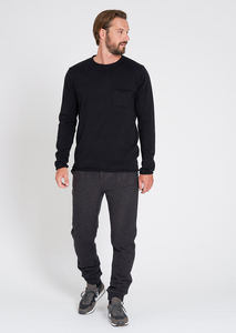 Light Knit Crew Neck - recolution