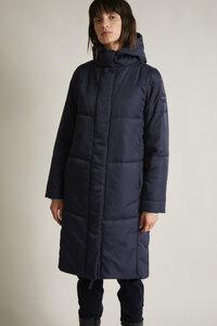 Wattierter Mantel aus recyceltem Nylon  - LANIUS