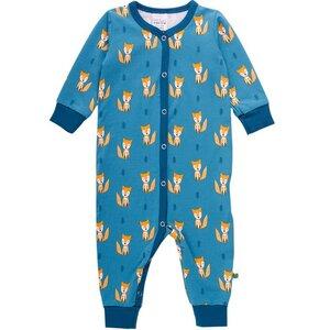 Fox Bodysuit Baby Schlafanzug Bio | GOTS zertifiziert | Freds World - Freds World - Green Cotton
