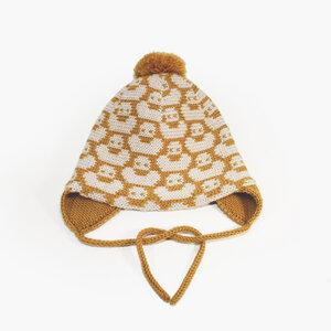 Mütze mit weißen Enten - vincente