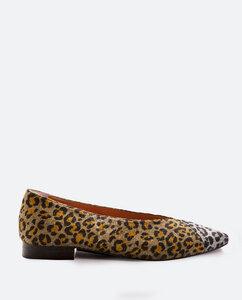 Léopard Mer vegan- Veganer, nachhaltiger und ethischer Modeschuh Made in Spain. Hergestellt aus zertifizierten recycelten Materialien. - Momoc shoes