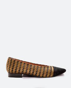 Goldy Velours vegan- Veganer, nachhaltiger und ethischer Modeschuh Made in Spain.  - Momoc shoes