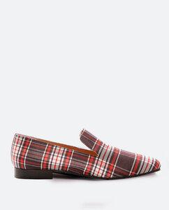 Mantelata Rouge vegan-  Veganer, nachhaltiger und ethischer Modeschuh Made in Spain. Hergestellt aus recycelten Materialien. - Momoc shoes