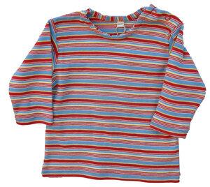 Langarmshirt Baby Leela Cotton Streifen mehrfarbig unisex - Leela Cotton