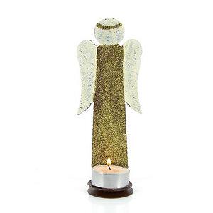 Teelichthalter Engel, Weihnachtsdeko - Mitienda Shop