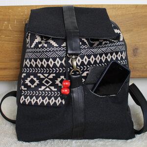Rucksack Damen mit Taschen - Mitienda Shop