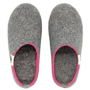 GUMBIES Slipper - Kuschel warme Puschen für Damen - GUMBIES