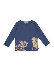 Enfant Terrible Kinder Langarm-Shirt Drachen reine Bio-Baumwolle - Enfant Terrible
