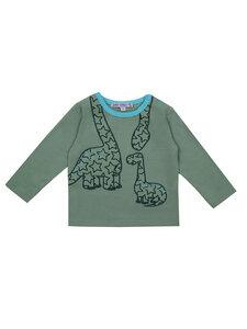 Enfant Terrible Baby Langarm-Shirt Dinos Bio-Baumwolle - Enfant Terrible