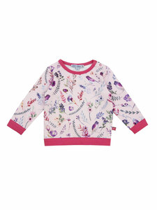 Enfant Terrible Baby Sweat-Shirt Blume reine Bio-Baumwolle - Enfant Terrible