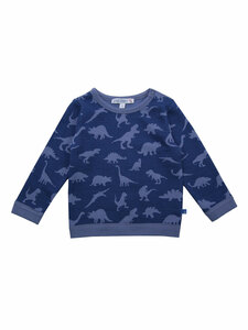 Baby Sweat-Shirt Dino reine Bio-Baumwolle - Enfant Terrible