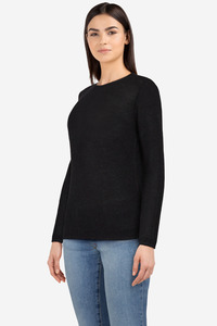 Alpaka Pullover - Round Neck Sweater - Les Racines Du Ciel