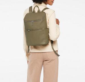 Vegan Rucksack - Brave Backpack - 100% recycled outerbody - Matt & Nat