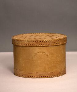 Brotbox – Große Brotdose aus natürlicher Birkenrinde »Maxim« - sagaan
