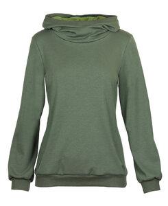 Hoodie aus Kapok - Bio Baumwolle - Tencel - LASALINA