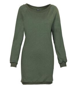 Kleid aus Kapok - Bio Baumwolle - Lasalina - LASALINA