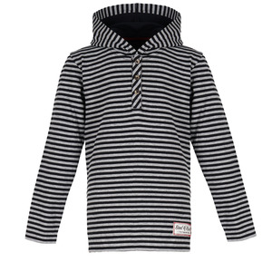 Striped Hooded Longsleeve - Band of Rascals