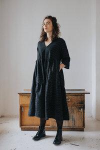 Kleid Kamuki Ikat - Jyoti - Fair Works