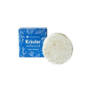 Kräuter vitalisierend festes Shampoo - Margreblue GmbH