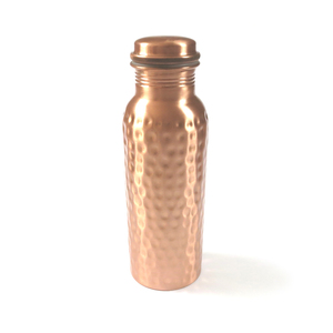 Kupferflasche gehämmert  - Just Be