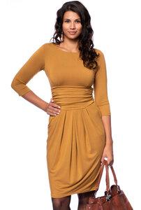LAILA Figurfreundliches Etui-Kleid mit Tulpenrock - Ingoria