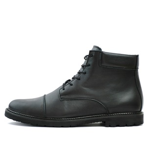 '93 Leder Stiefel Black - SORBAS