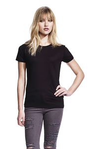 Women's Bamboo Jersey T-Shirt - Continental Clothing