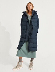 Mantel - Megeve Long Oversize Coat  - ECOALF