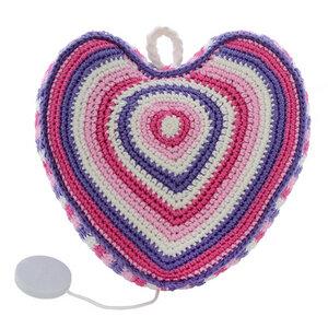 Spieluhr MERLIN Herz - Das Sandmännchenlied - bosnanova