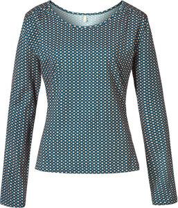 Jersey Shirt aus Bio-Baumwolle bedruckt Nanda - Himalaya