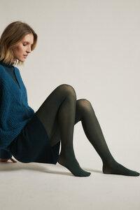 Kunert Blue Strumpfhose aus Econyl®  - LANIUS