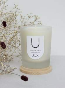 Scented Candle - White Tea - STUDIO JUX