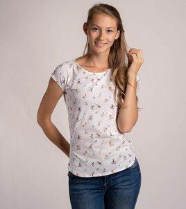 Shirt Asheville Pistengaudi aus Biobaumwolle - Gary Mash