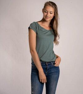 Basic T-Shirt Asheville aus Modal®-Mix - Gary Mash