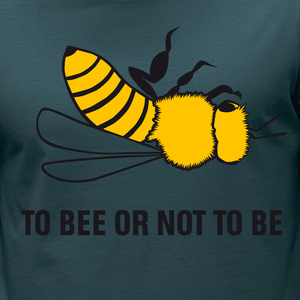 To Bee Or Not To Be T-Shirt for Men - awear