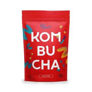 Bio Kombucha Teepilz mit Starterflüssigkeit (250 ml) - Fairment